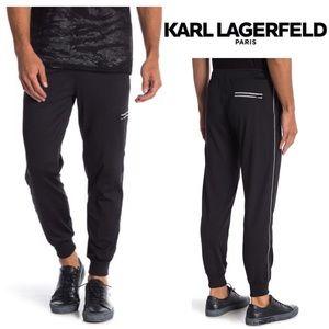 Karl Lagerfeld Active Reflective Jogger Pants